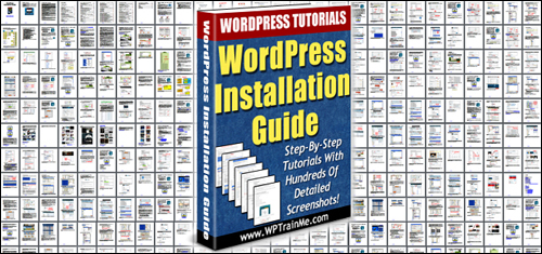 A detailed WordPress Installation Guide is included for PRO plugin users!